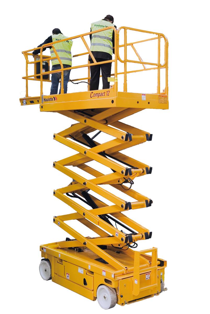 piattaforma semovente compact 12 m