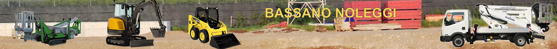 oleggio piattaforme aeree mini pale escavatori