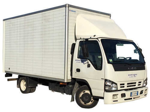 noleggio furgone centinato