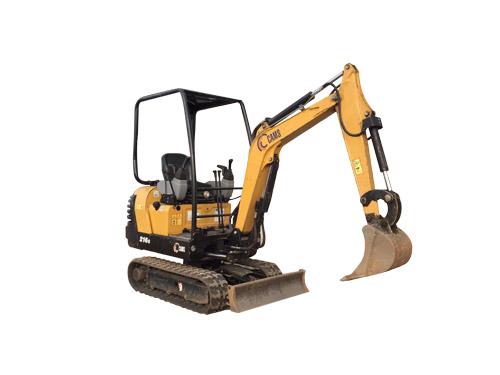 noleggio mini escavatore